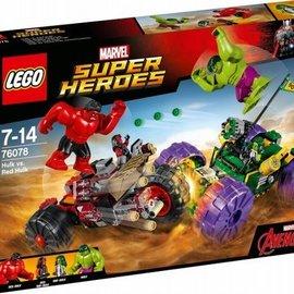 Lego Lego 76078 Hulk vs Red Hulk