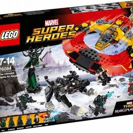 Lego Lego 76084 The Ultimate Battle for Asgard