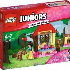 Lego Lego 10738 Sneeuwwitjes boshut