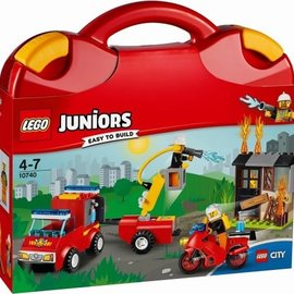 Lego Lego 10740 Brandweerkoffer
