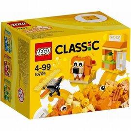 Lego Lego 10709 oranje creatieve doos