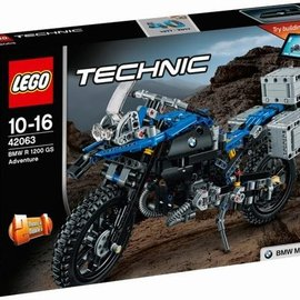 Lego Lego 42063 BMW R 1200 GS Adventure