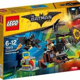 Lego Lego 70913 Scarecrow fearful face-off