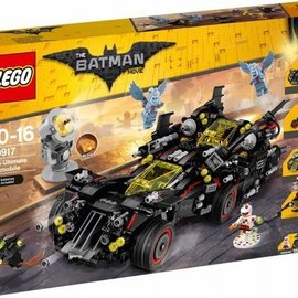 Lego Lego 70917 The Ultimate Batmobile