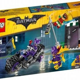 Lego Lego 70902 Catwoman™ Catcycle achtervolging