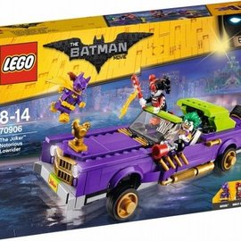 Lego Lego 70906 The Joker™ duistere low-rider