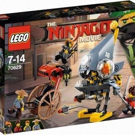 Lego Lego 70629 Piranha aanval