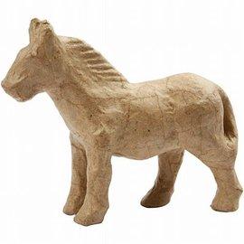 Paard. 12 cm hoog