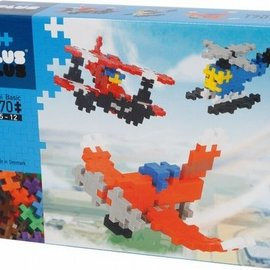 Plus-Plus Mini Basic Plus-Plus Vliegmachines: 170 stuks (3724)