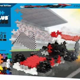 Plus-Plus Mini Basic Plus-Plus Racewagen: 170 stuks (3747)