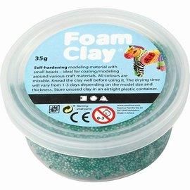 Foam klei donker groen 35 gram