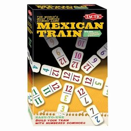 Tactic Selecta Tactic Mexican Train Reiseditie