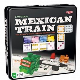 Tactic Selecta Tactic Mexican Train (Blikken doos)