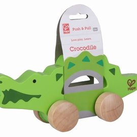 Hape Hape Trekdier krokodil