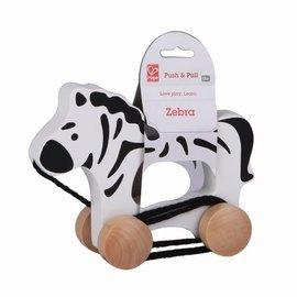 Hape Hape Trekdier zebra