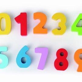 Hape Hape Speelblokken nummers en kleuren