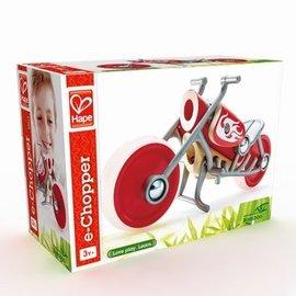 Hape Hape Motor bamboe rood