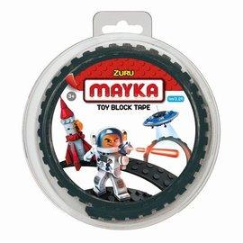 Mayka Mayka zwart. 2 nops - 1 meter