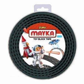 Mayka Mayka Zwart. 2 nops - 2 meter