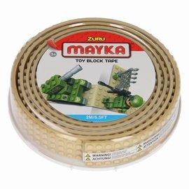 Mayka Mayka Zandkleur. 4 nops - 2 meter