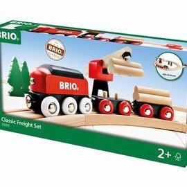 Brio Brio 33010 Klassieke goederentrein set