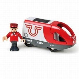 Brio Brio Batterij aangedreven moderne locomotief