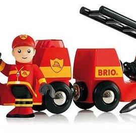 Brio Brio Brandweer auto