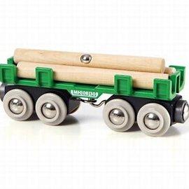Brio Brio Boomstam wagon