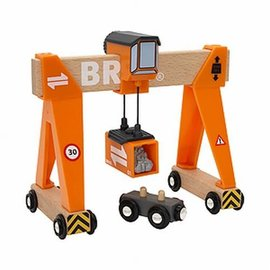Brio Brio Container kraan