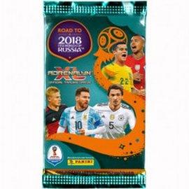 Voetbalplaatjes Road to Worldcup Adrenalyn booster