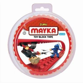 Mayka Mayka Rood. 2 nops - 1 meter