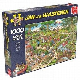 Jumbo Jan van Haasteren  - Het park (1000 stukjes)