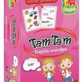Jumbo Jumbo Playlab Tam Tam: Engelse woordjes