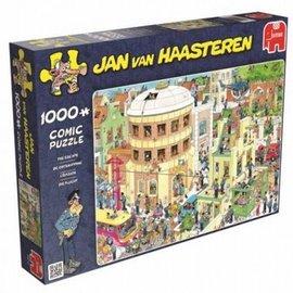 Jumbo Jan van Haasteren - De ontsnapping (1000 stukjes)