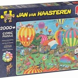 Jumbo Jan van Haasteren - Het ballon festival (2000 stukjes)