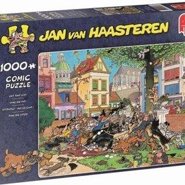 JvH - Get that cat (1000 stukjes)