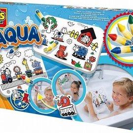 SES Aqua badkleurplaten