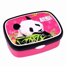 Mepal broodtrommel Animal planet Panda
