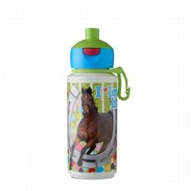 Mepal Mepal Drinkfles Campus pop-up 275 ml - My Favourite Horse