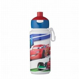 Mepal Drinkfles Campus pop-up 275 ml - Cars World Grand Prix
