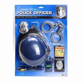 Politie speelset de Luxe