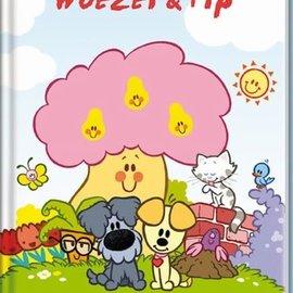 Woezel + Pip Vriendenboek