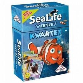 Identity Games Kwartet - Sealife weetjes