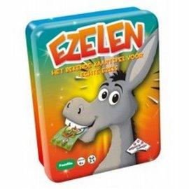 Identity Games Ezelen (kaartspel in blik)
