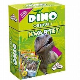 Identity Games Kwartet - Dino weetjes