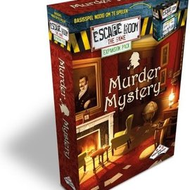 Identity Games Escape Room The Game expansion Murder Mysterie