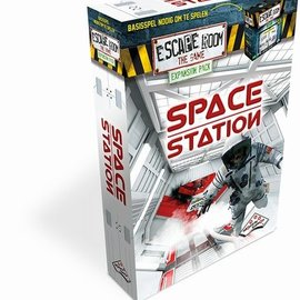 Identity Games Escape Room The Game Expansion Space station