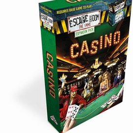 Identity Games Escape Room The Game Expansion Casino