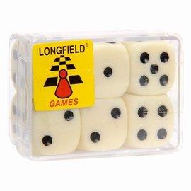 Longfield Longfield Dobbelstenen standaard. 6 stuks