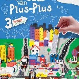 Plus-Plus Boek Basic Plus-Plus: De wereld van Plus-Plus